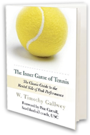 The inner game of tennis book