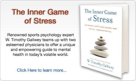 The Inner Game of Stress